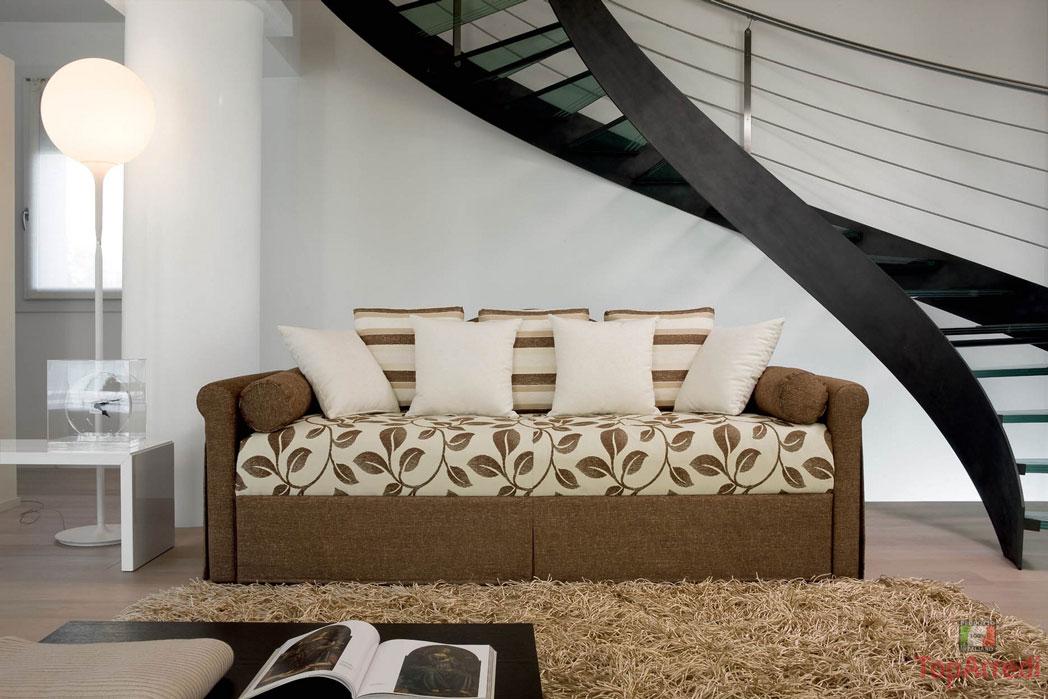 divano letto arco