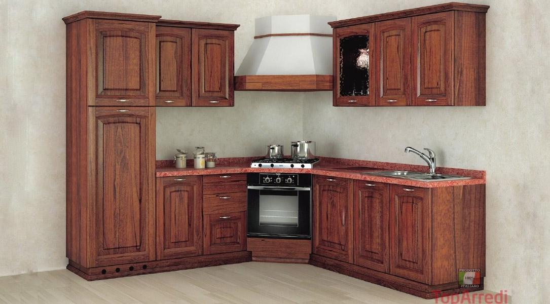 cucina classica angolare reflex
