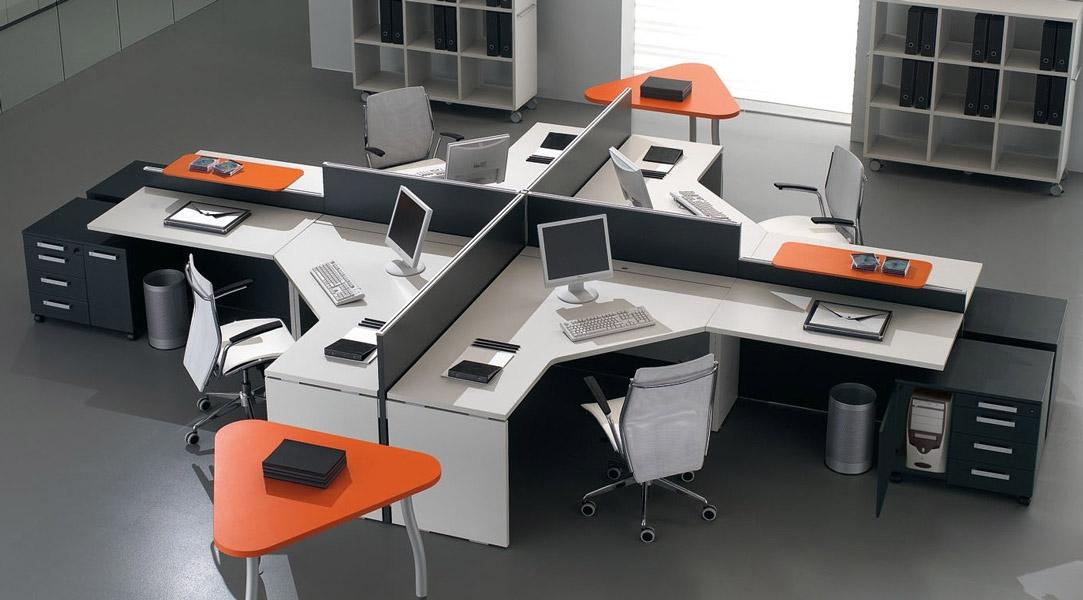 ufficio componibile