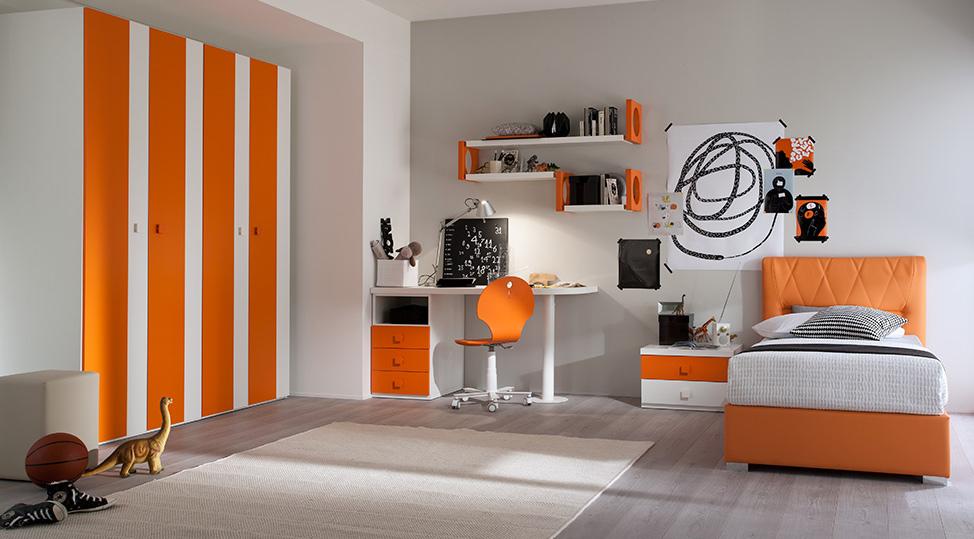 cameretta arancio
