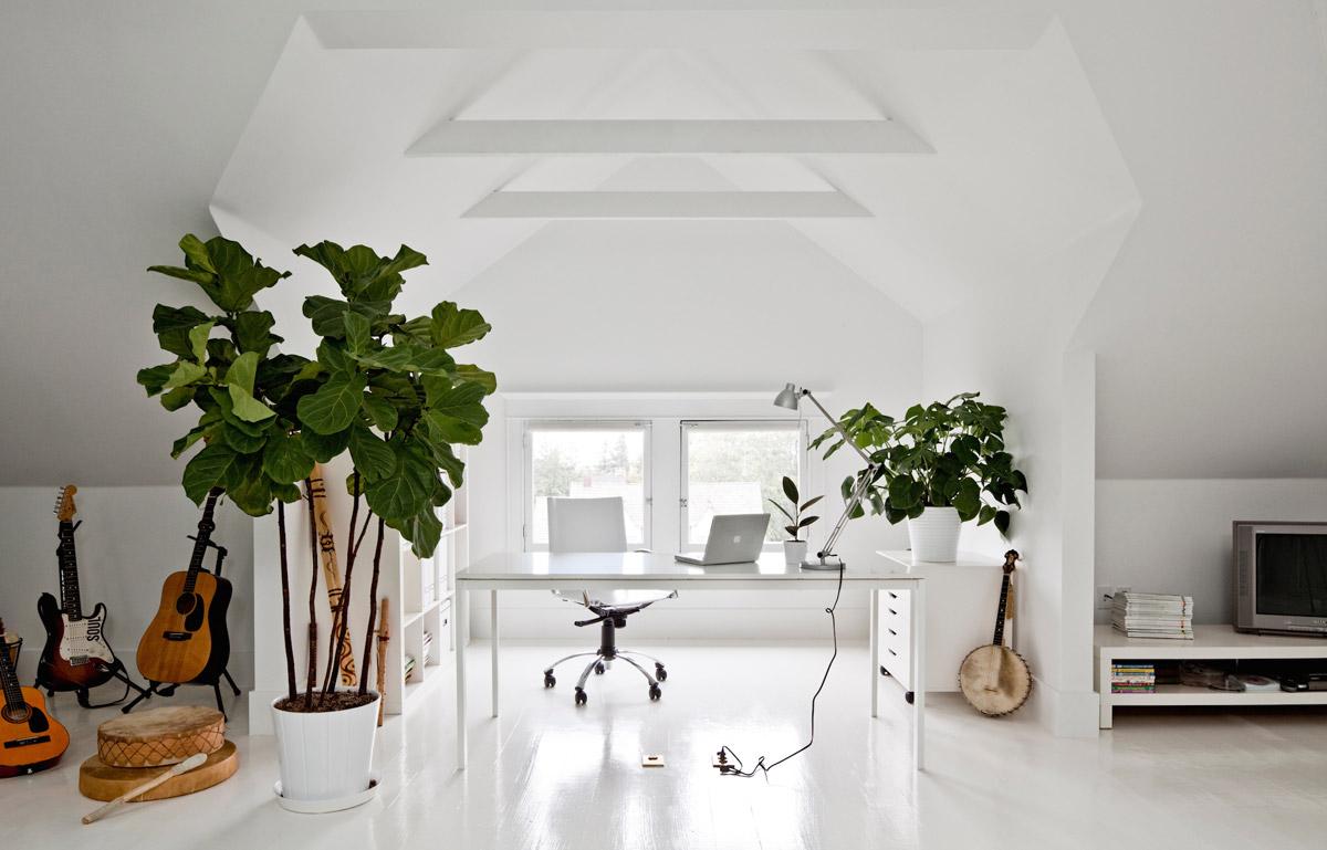 soffitta moderna