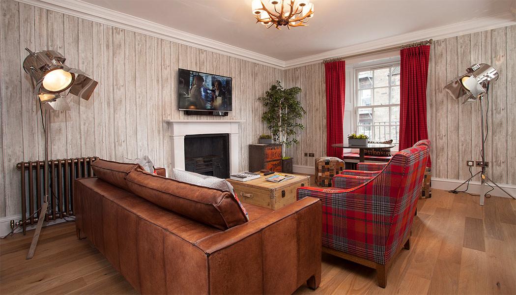 casa in stile scozzese