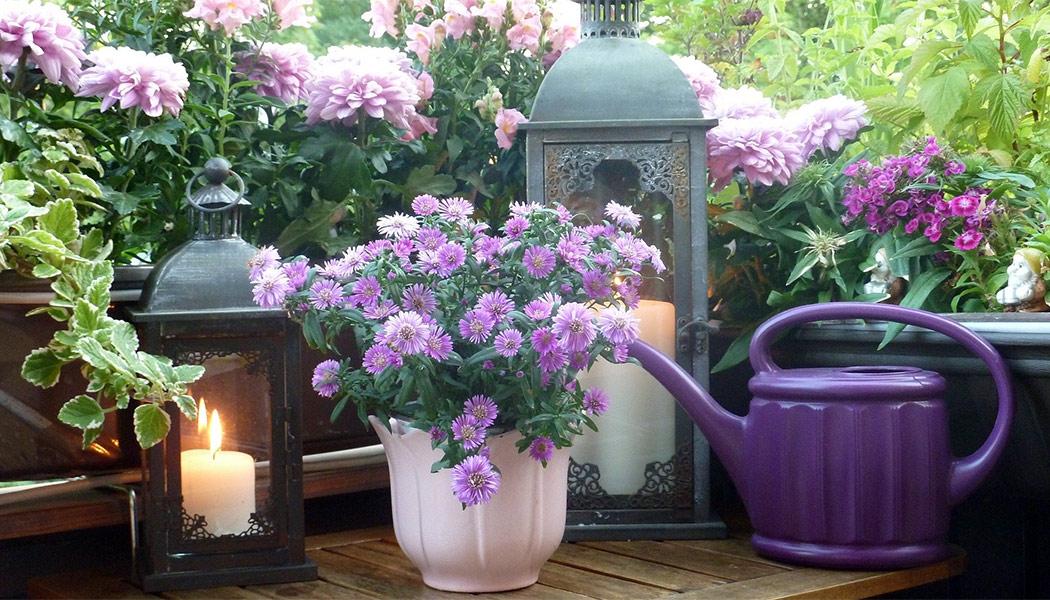 terrazzo fiorito